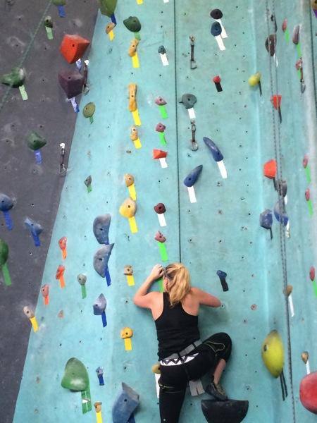 Brooklyn Boulders Rock Climbing