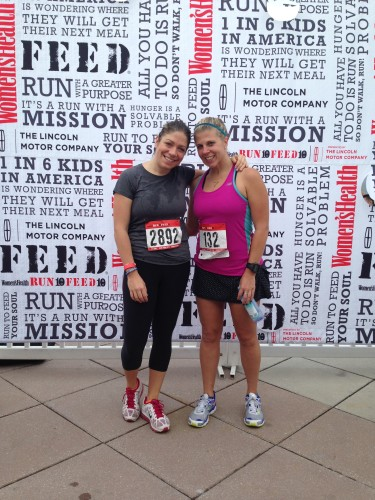 Run 10 Feed 10 NYC