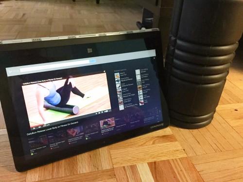 Lenovo Yoga 3 Foam Roll