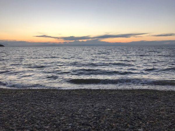 Montauk End of the World Sunset