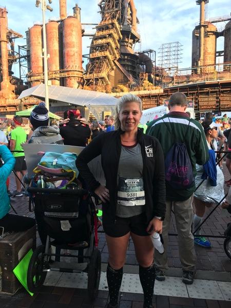 Runner's World Half Marathon Steel Stacks