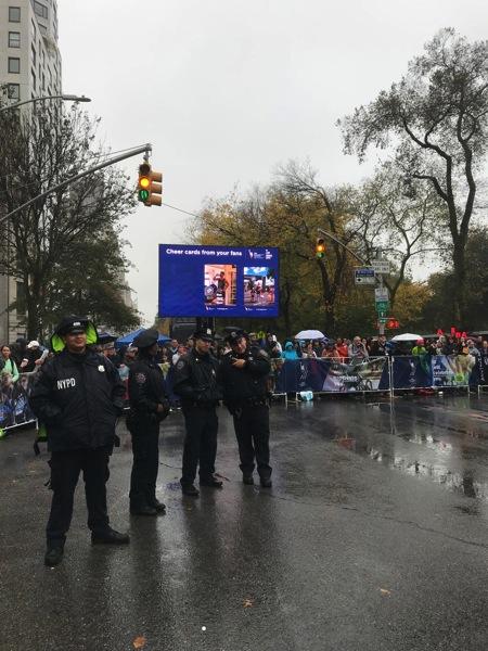 cheer cards nyc marathon