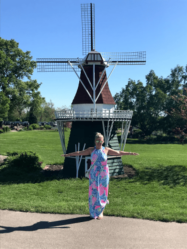 Windmill Island Holland MI