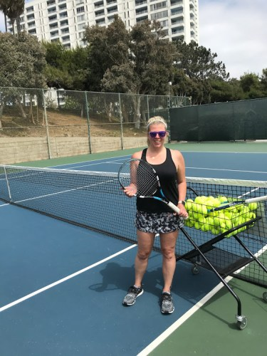 tennis boot camp