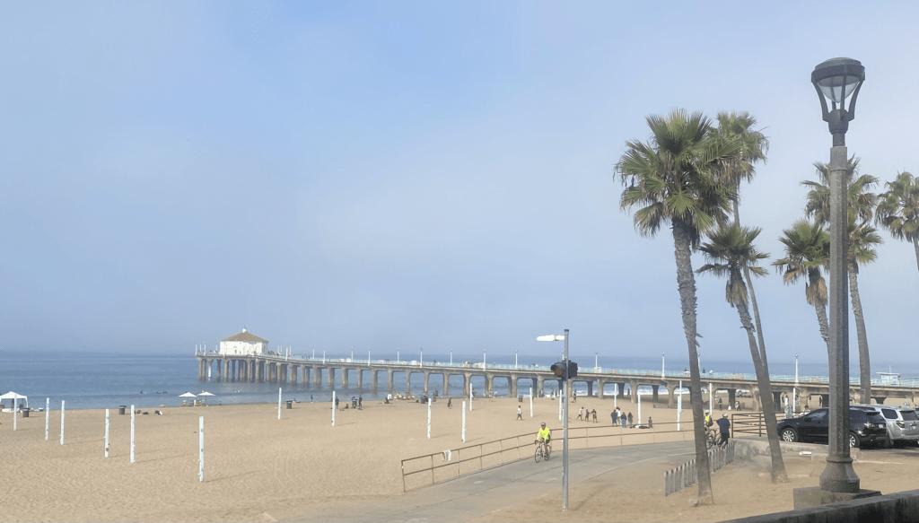 manhattan beach 10k manhattan beach pier