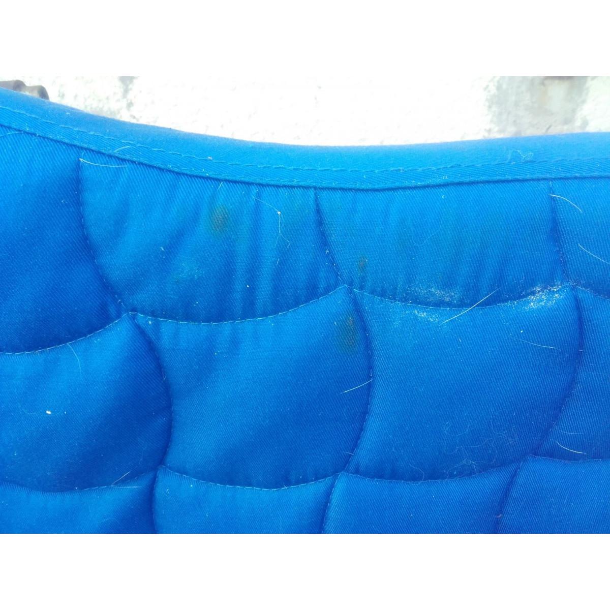 tapis harcour bleu roi cheval