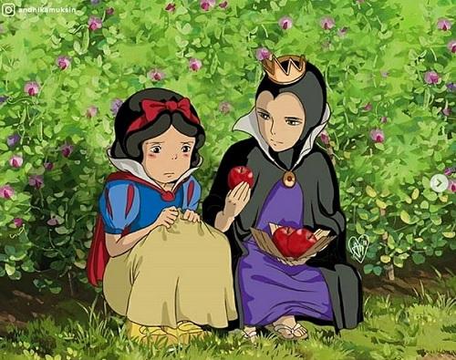 こんなディズニーアニメの世界は嫌だ