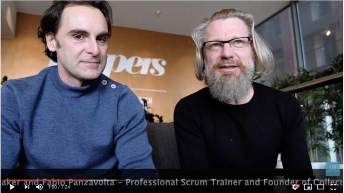 Interview de Gunther Verheyen