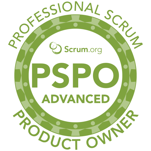 Professional Scrum Product Owner Advanced