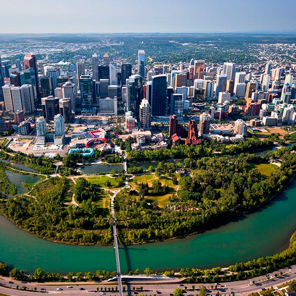 Skyline-Calgary