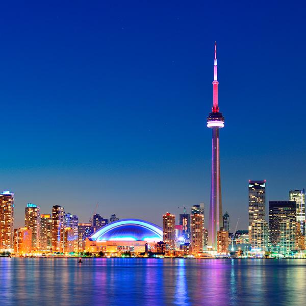 Skyline-Toronto