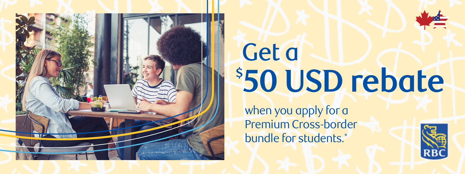 RBC offer for Canadian Students