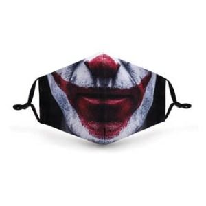 Gesichtsmaske Motiv Joker