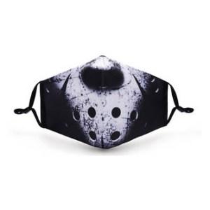 Gesichtsmaske Motiv Jason