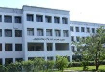 Asian College of Journalism extends last date for application till April 15
