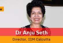 Library, seminars and workshops keys to foster cross pollination of research ideas: Dr Anju Seth, Director, IIM Calcutta