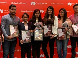 Government of South Australia chooses 10 Indian students as Ambassadors to promote the region as an international study destination