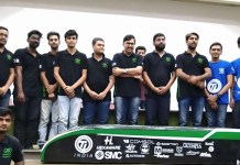 IIT-Madras student team becomes only Asian finalist at SpaceX Hyperloop Pod Competition 2019