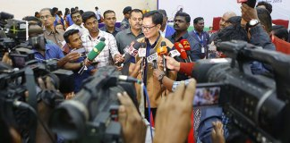 'Sports to be Inducted in New Education System Soon,' Says Union Minister Kiren Rijiju