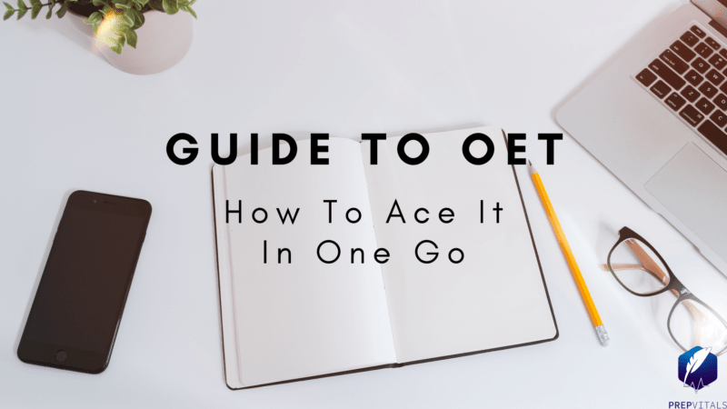 How to ace OET in first go?