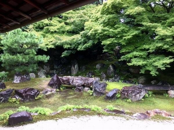圓徳院 庭園