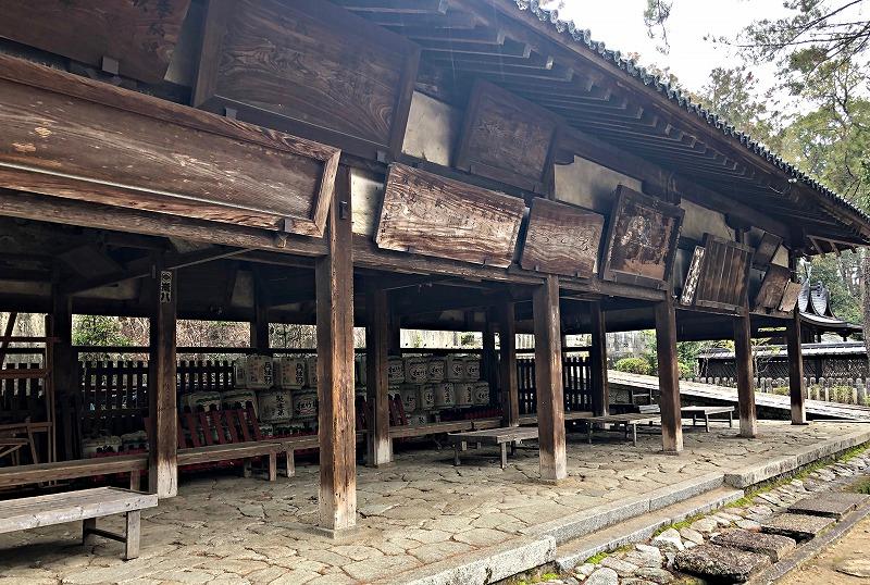 京都 今宮神社 絵馬舎