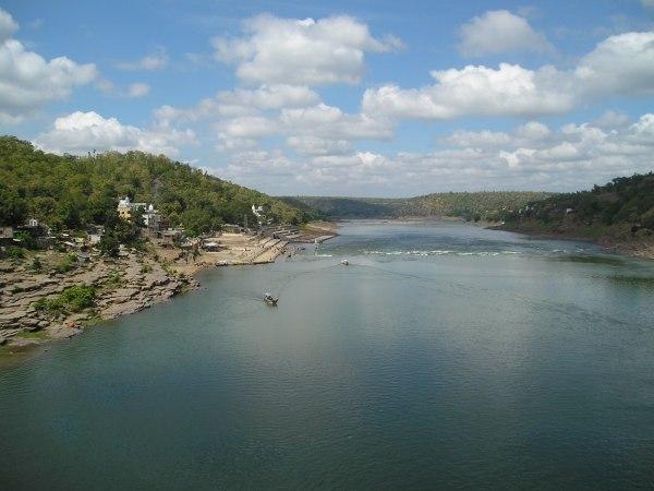 NARMADA A mystic riverampgtampgtampgtampgtampgtampgtampgtPrernamurti Bharti Shriji