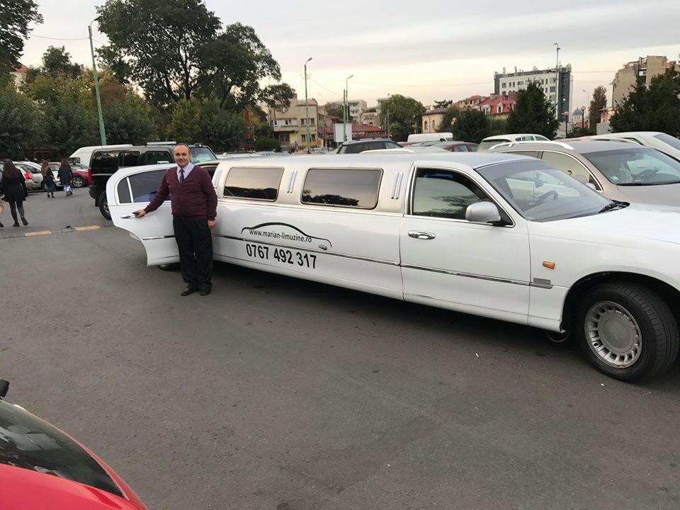 limuzine de inchiriat in Bucuresti
