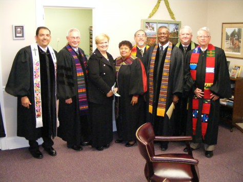 Commission to Charter the New Church