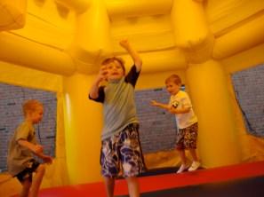 jump house fun