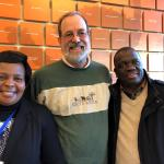 International Visitors Partner with Congregations