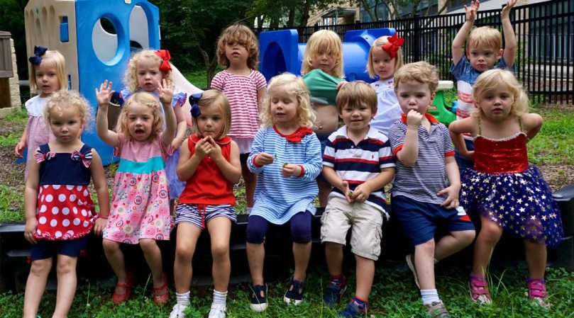 St. Paul's Preschool Summer Fun