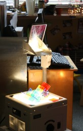Using light as a provocation or inspiration can lead to endless play.