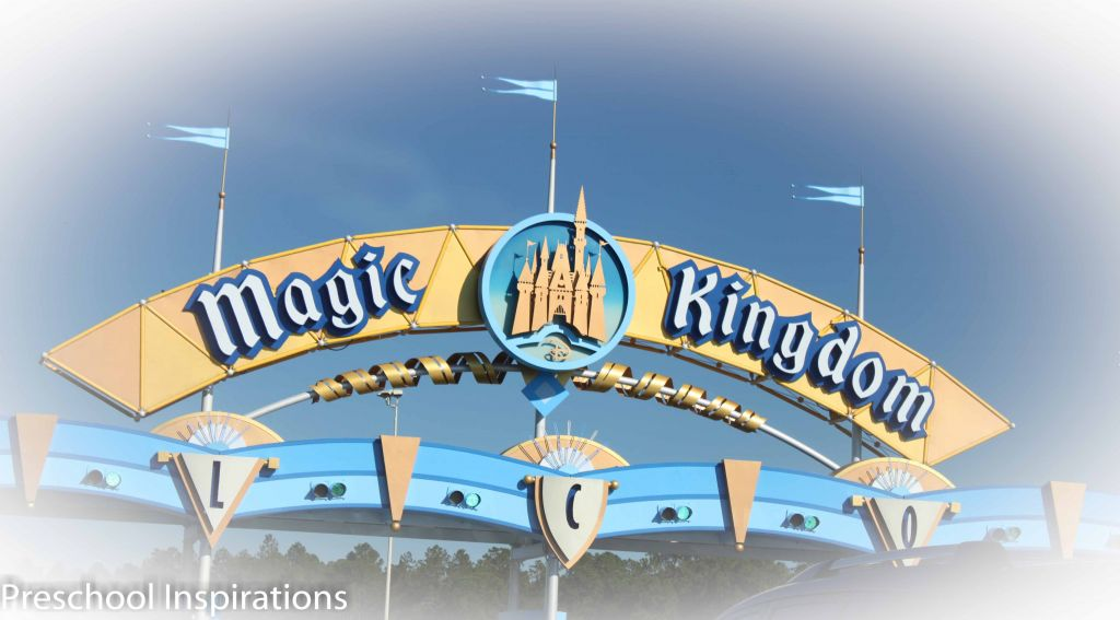 Disney's Magic Kingdom...With the Littlesby Preschool Inspirations-3