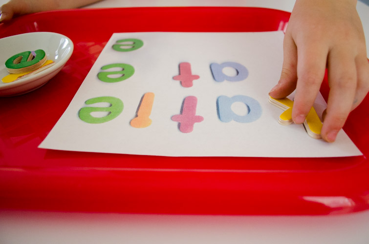 DIY Name Recognition Puzzle by Preschool Inspirations-7