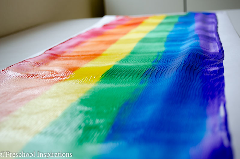Rainbow Rolling Pin Art by Preschool Inspirations-10