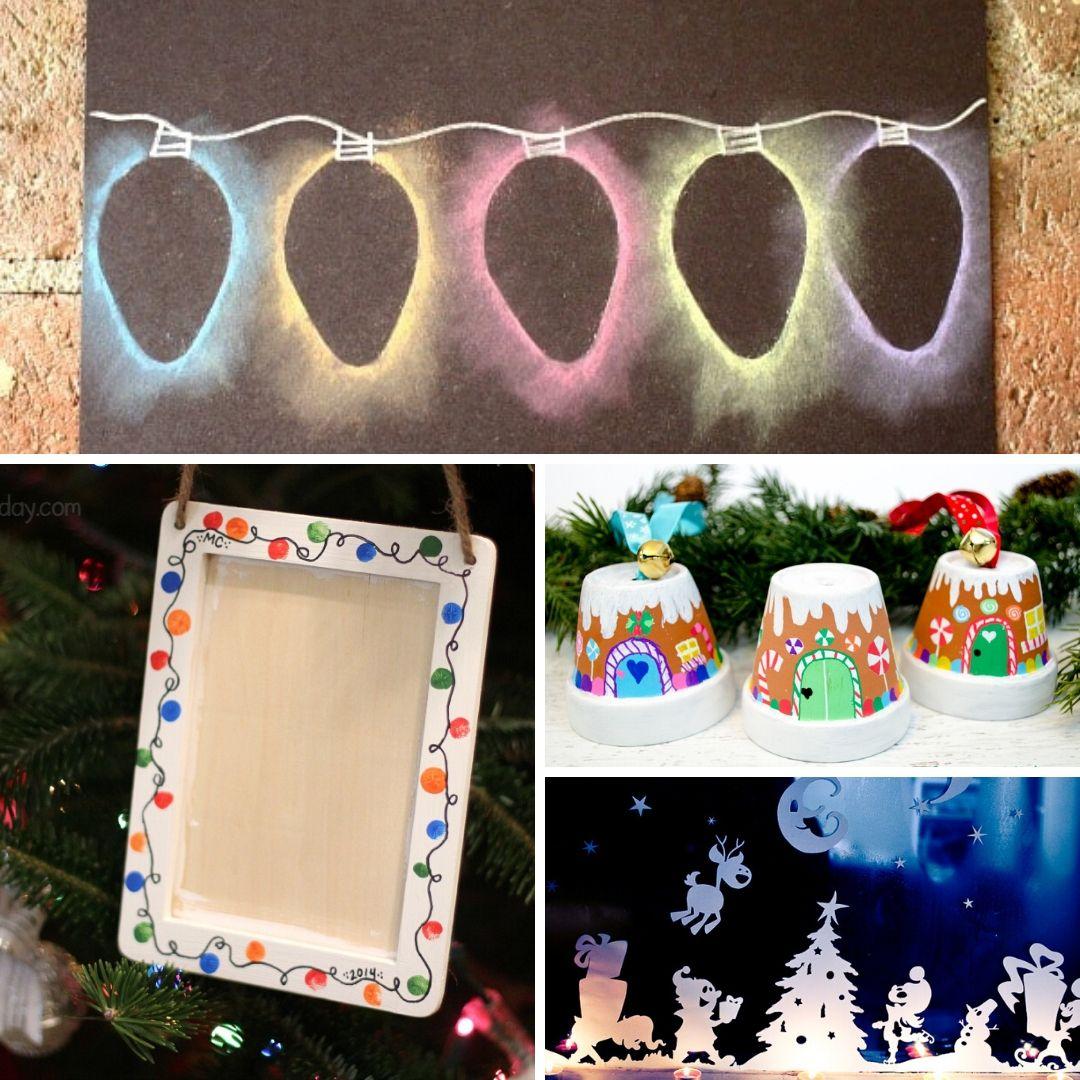 The Best Preschool Christmas Crafts