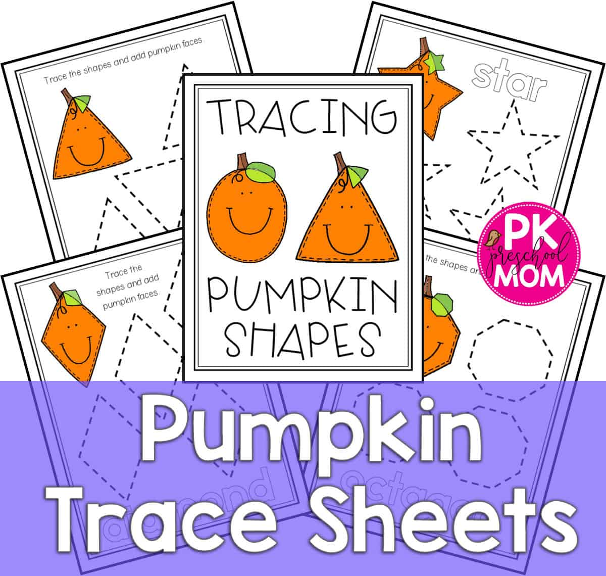 Shape Preschool Printables