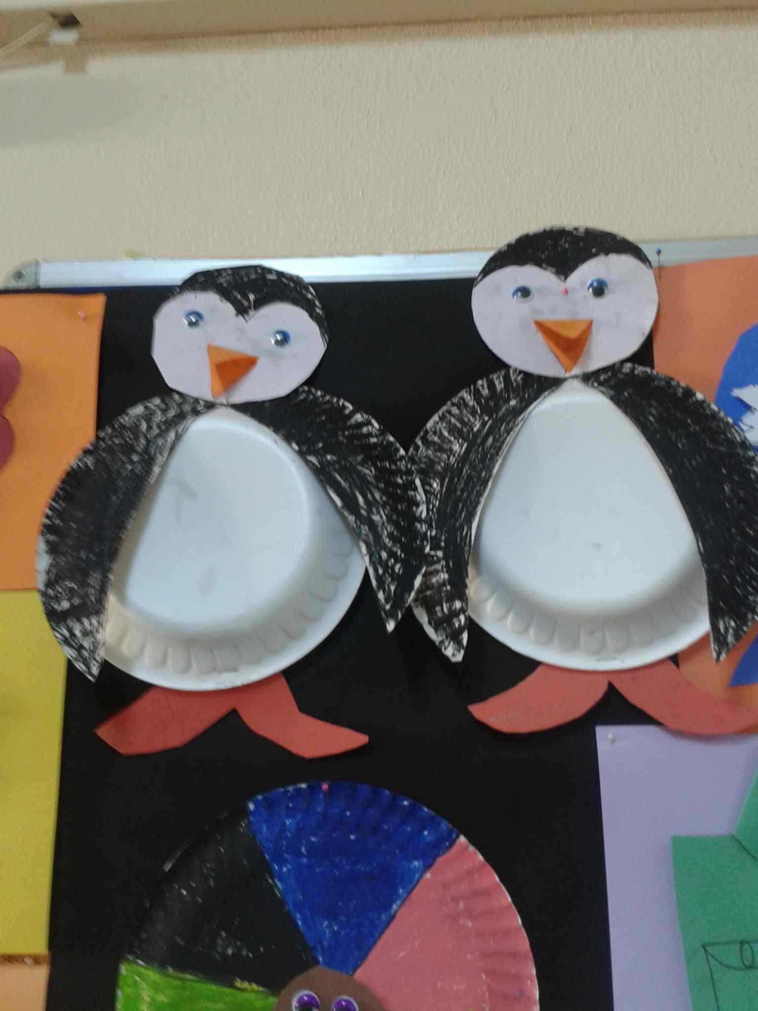 Penguin Craft Idea For Kids Preschoolplanet
