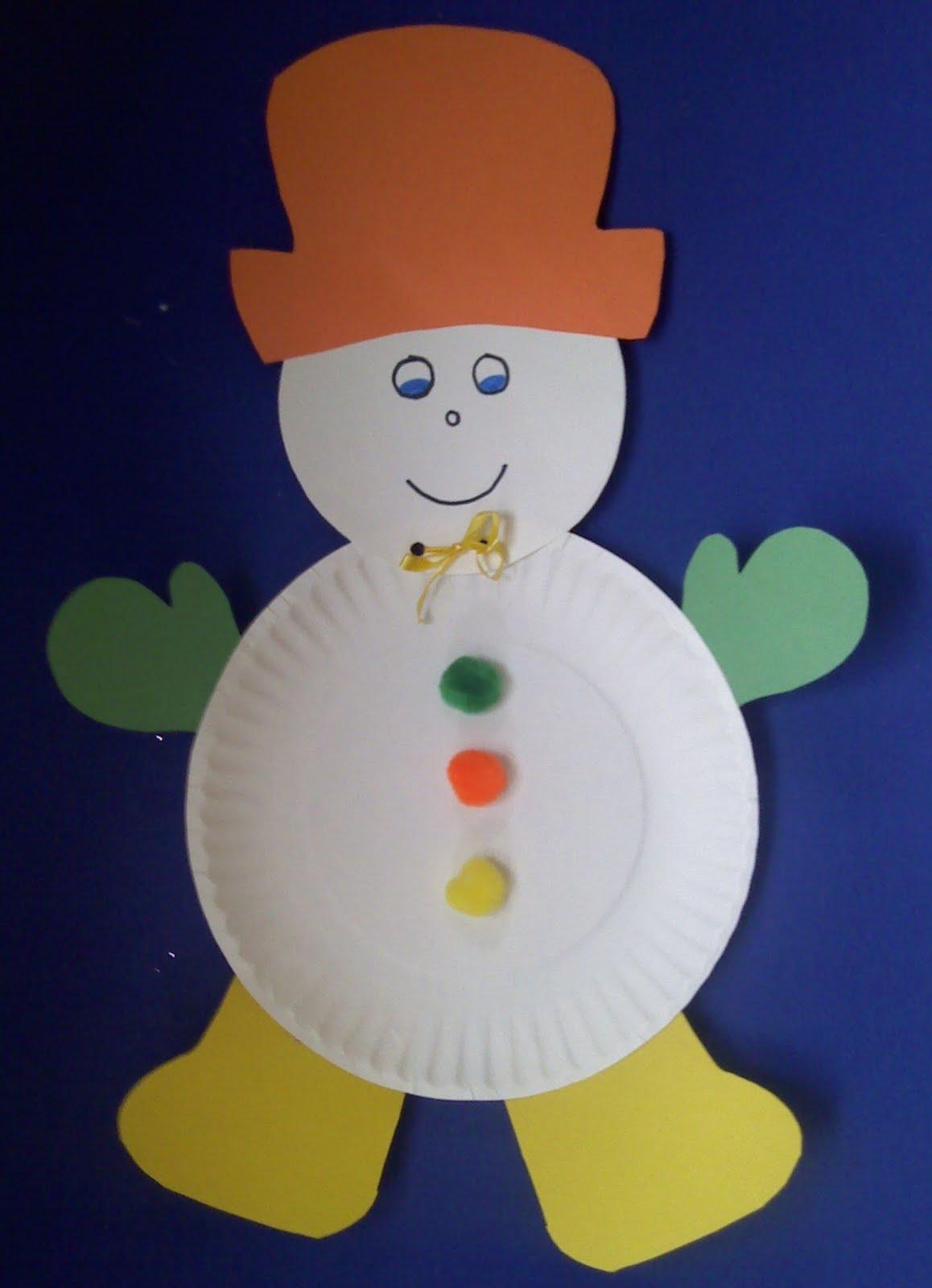 Winter Season Crafts For Kids Preschoolplanet
