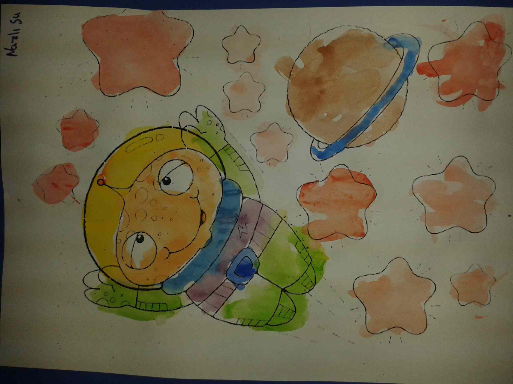 Astronaut Crafts