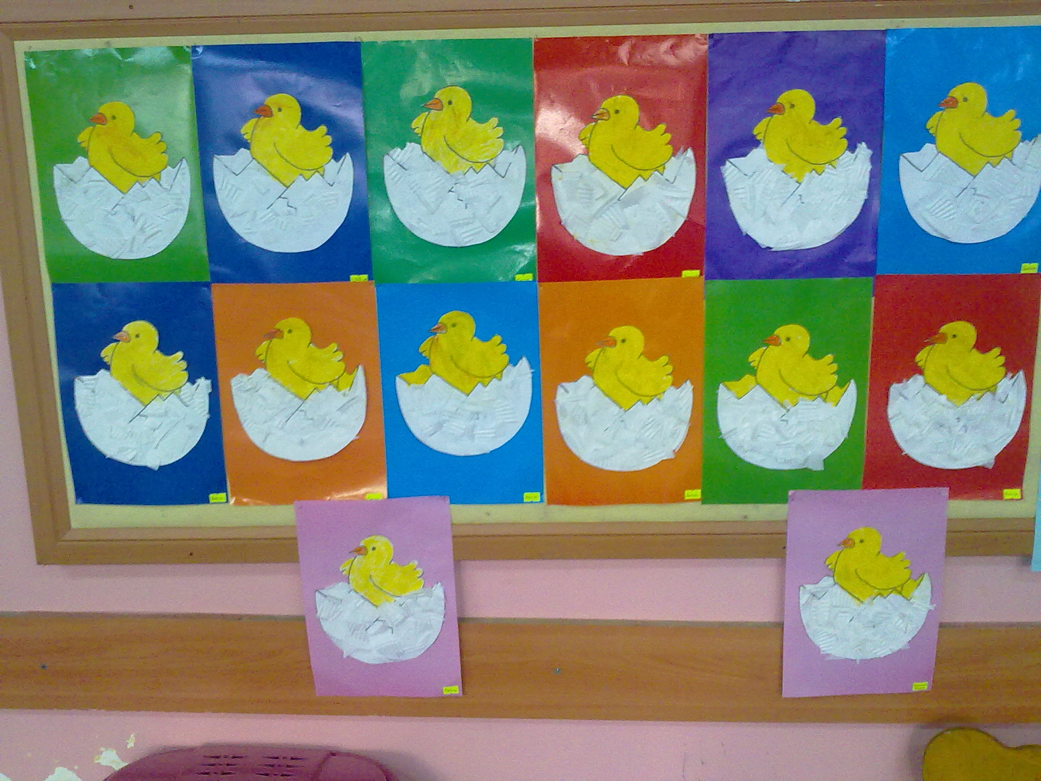 Chick Craft Ideas For Preschool Preschoolplanet
