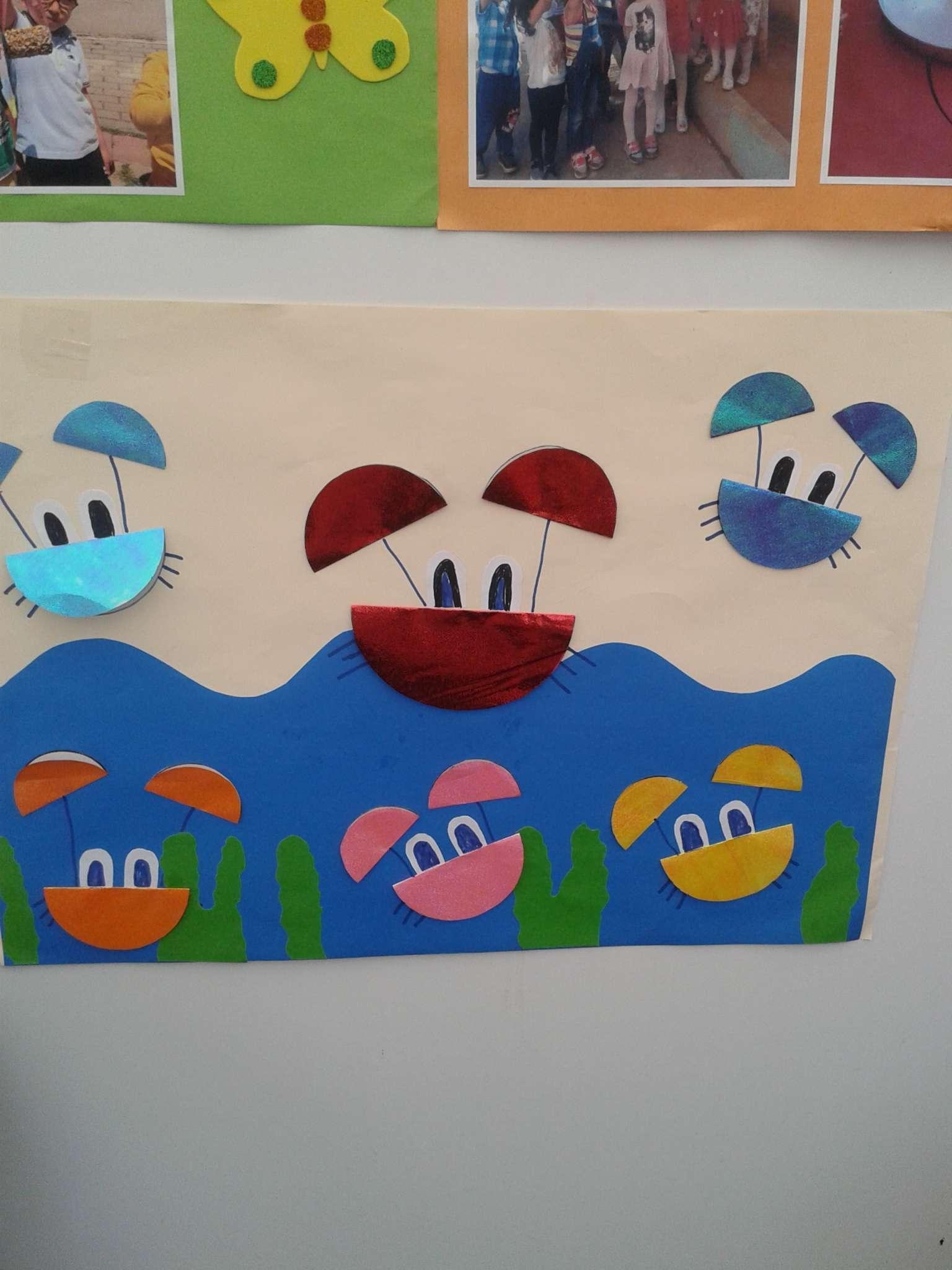 Crab Craft Idea For Kids 2 Preschoolplanet