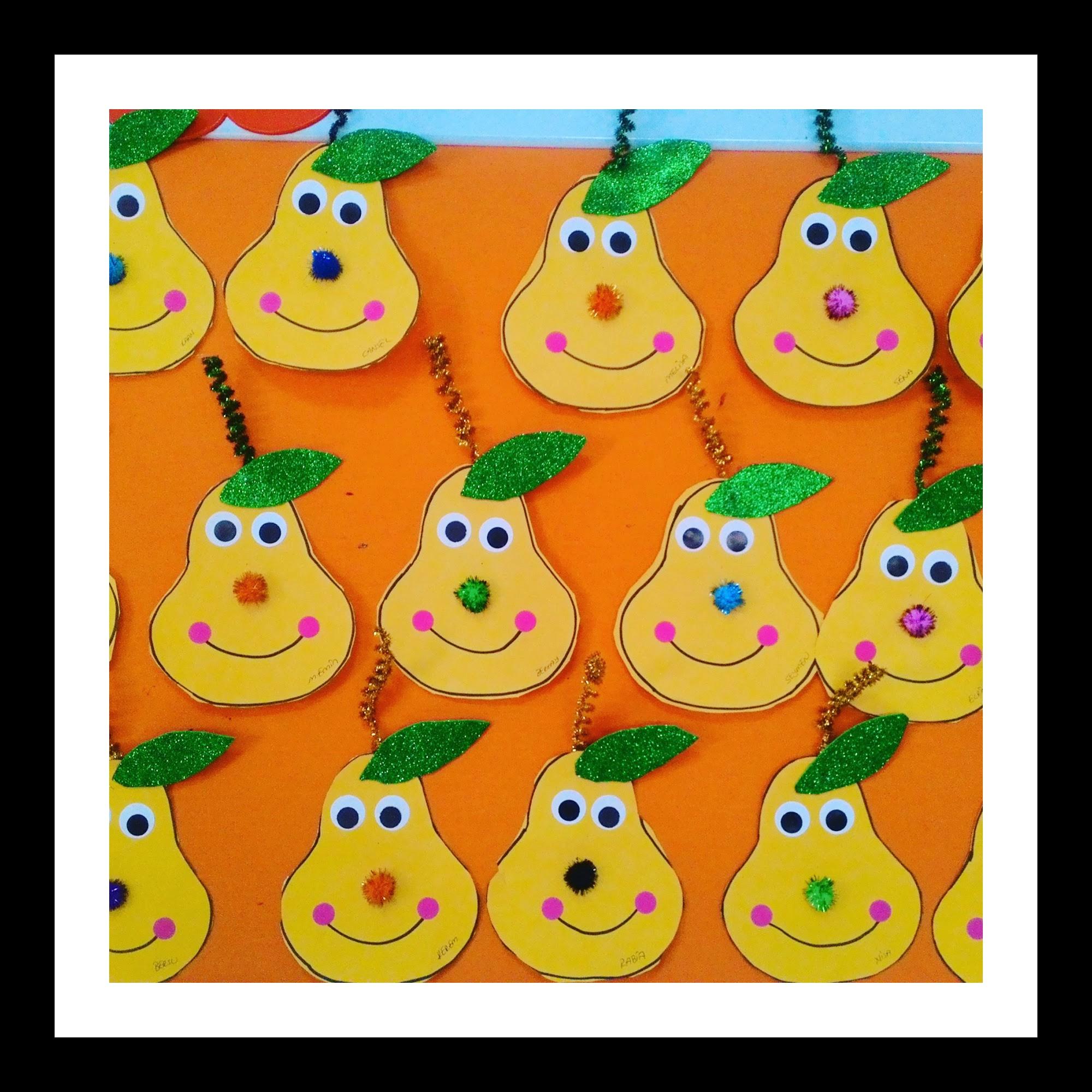 Fruit Craft Preschoolplanet