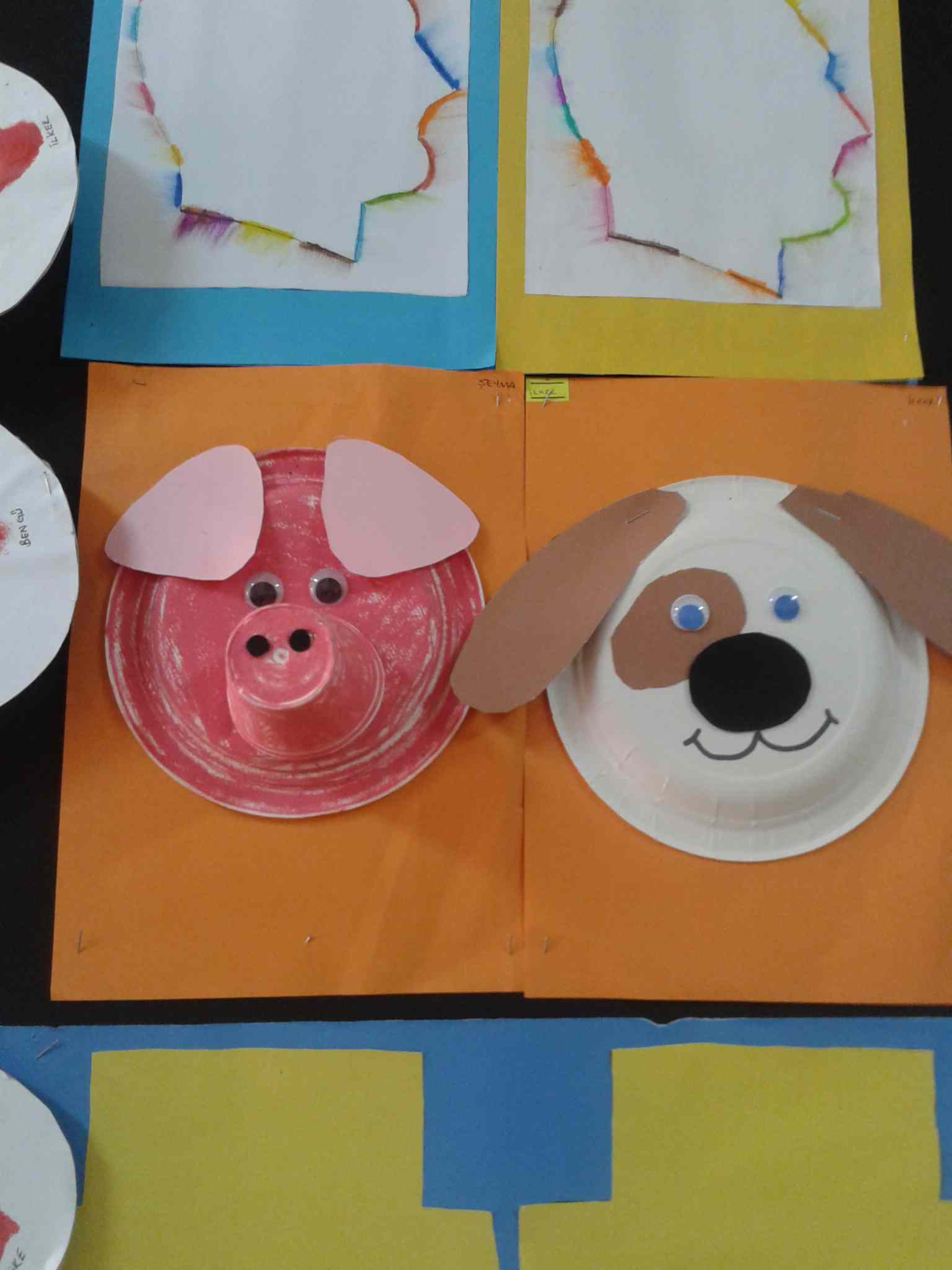 Dog Craft Preschoolplanet