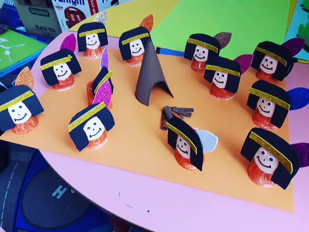 Native American Crafts For Kids Preschoolplanet