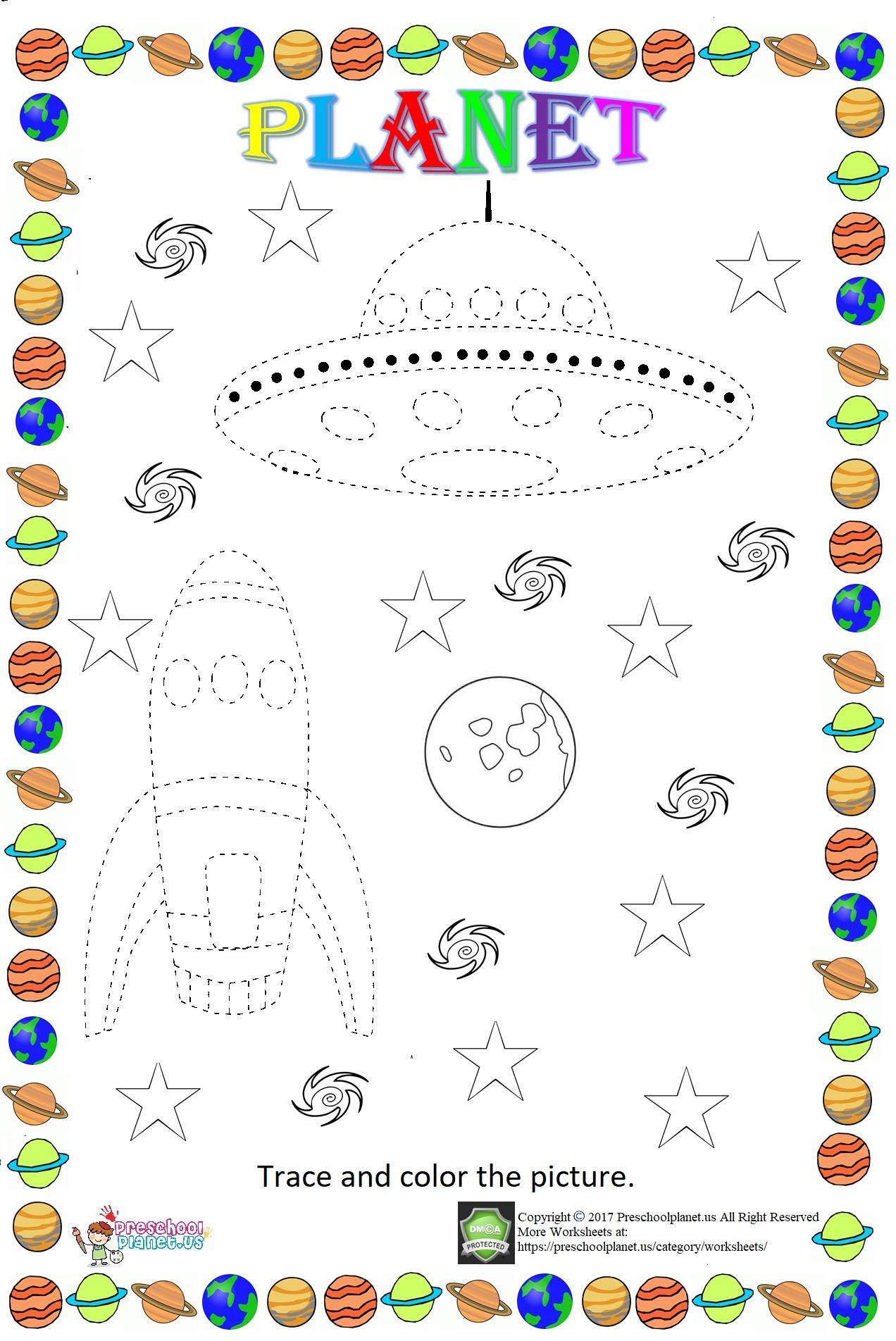Ladybug Symmetry Worksheet Preschoolplanet