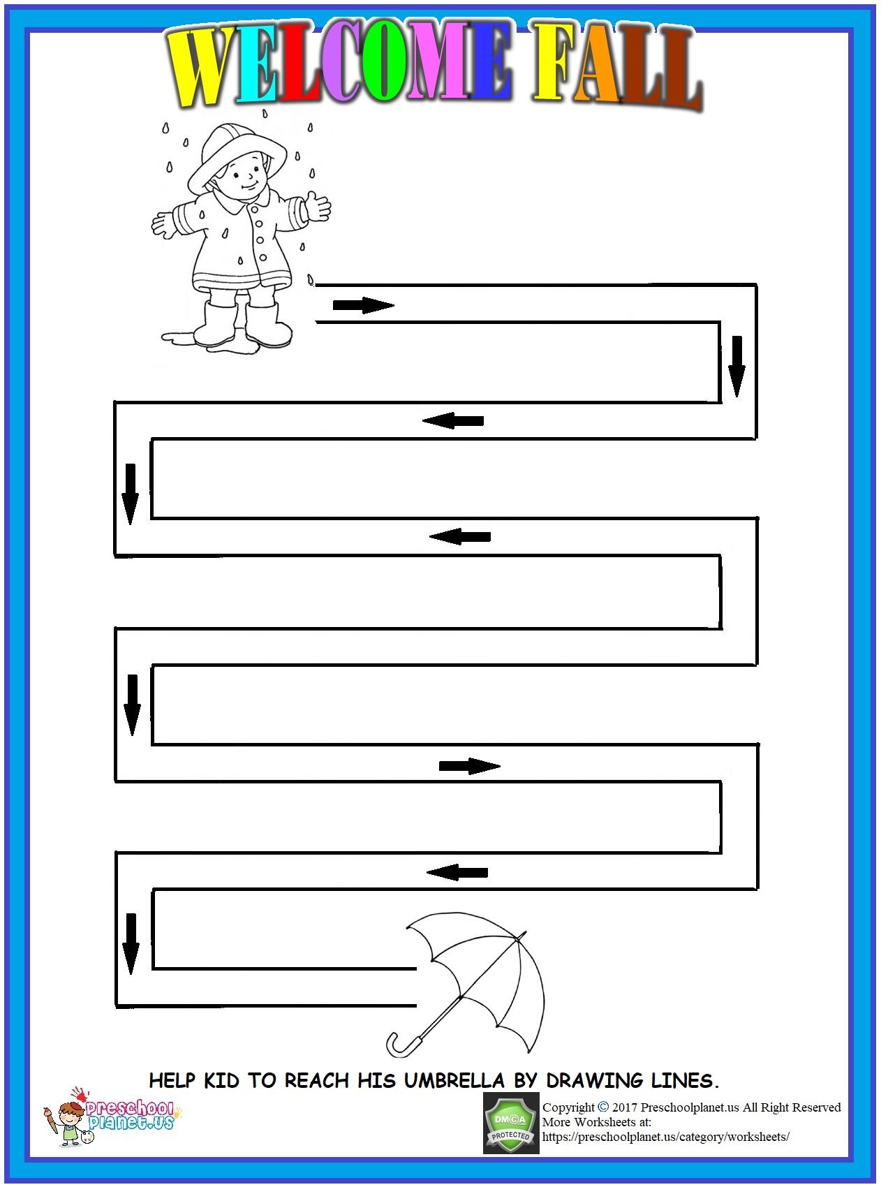 Umbrella Crafts For Kids Preschoolplanet