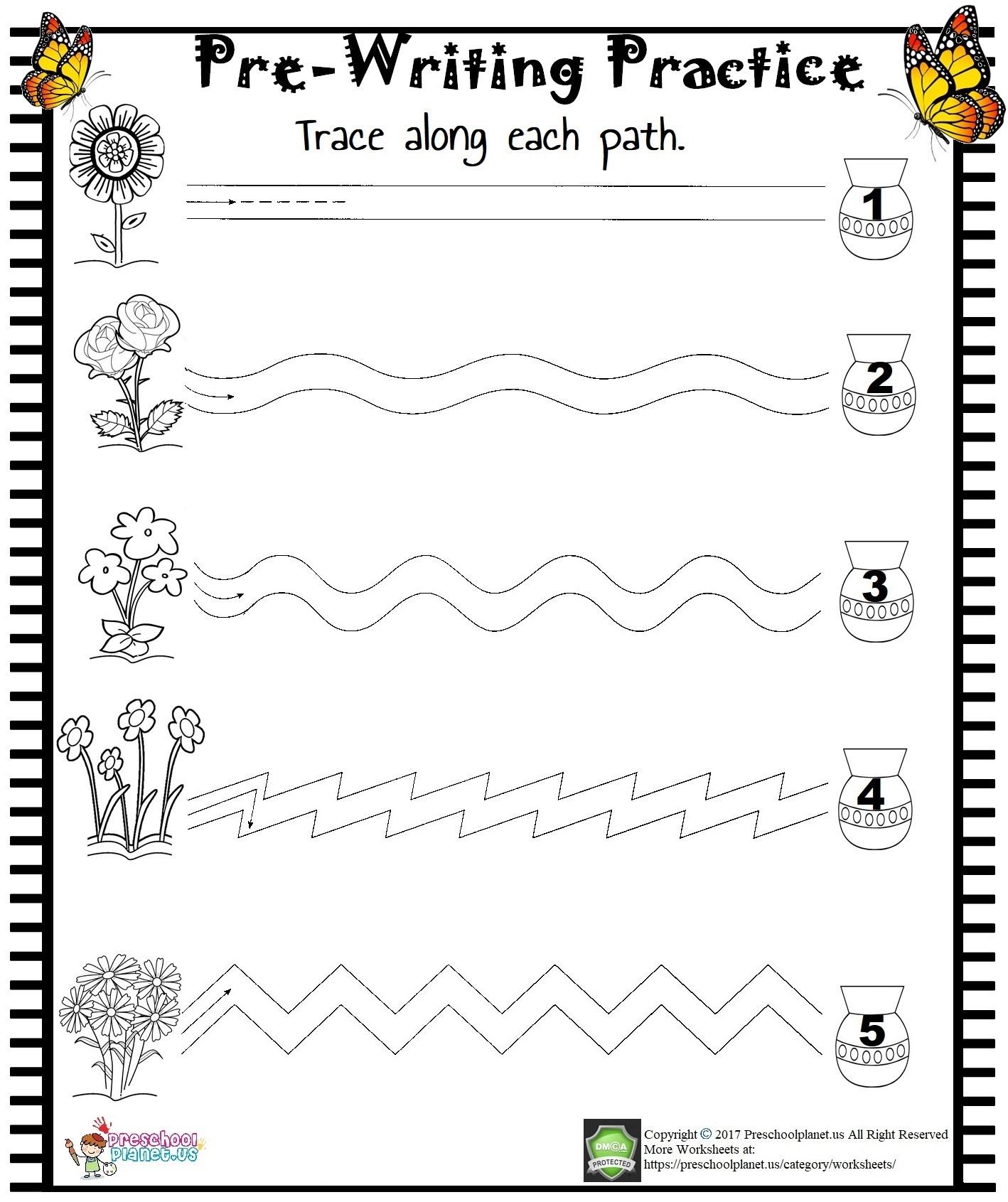 Valentine S Day Pattern Worksheet For Kids Preschoolplanet