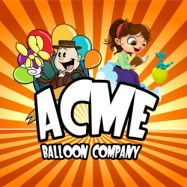 acme balloon logo